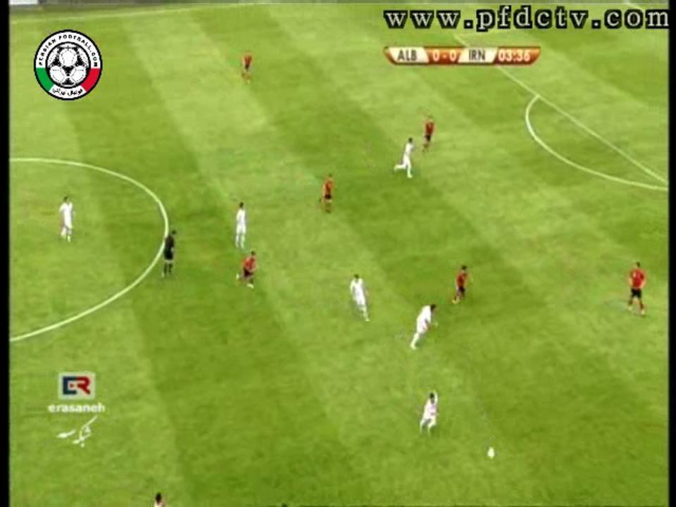 FULL MATCH | Iran Vs. Albania – Friendly 5/27/2012