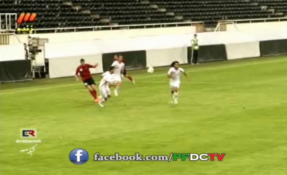 Iran Vs. Albania | Match Highlights | Friendly – 27/52012