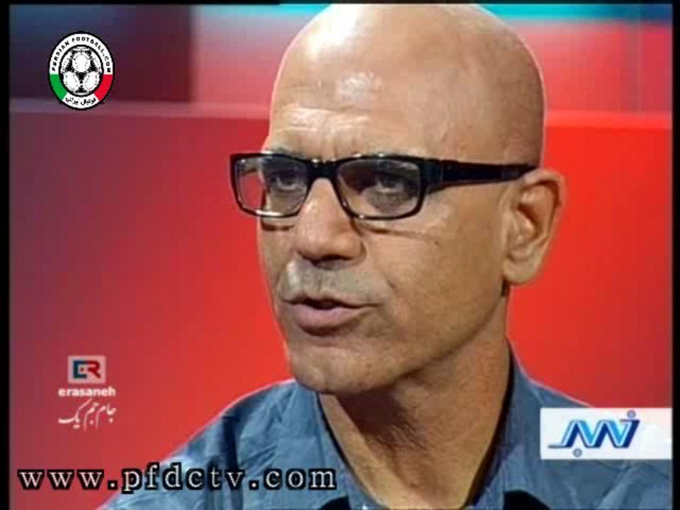 Interview with Alireza Marzban – 5/27/2012