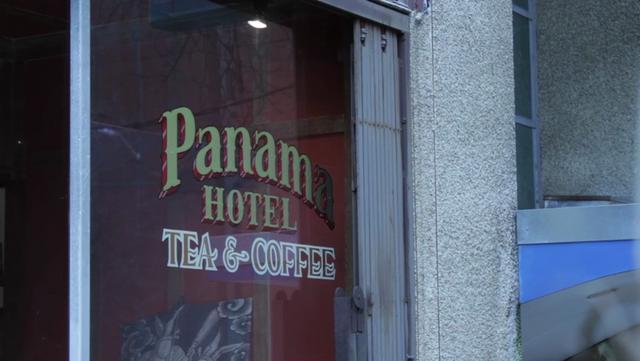 Panama Tea & Coffee House Vid