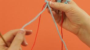 Left-Handed: Knit Stitch