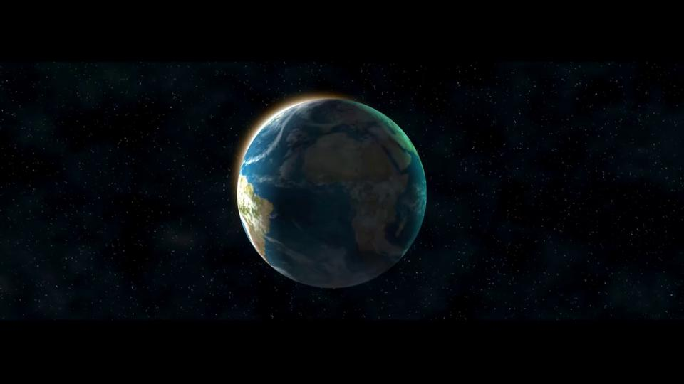 Earth Animation