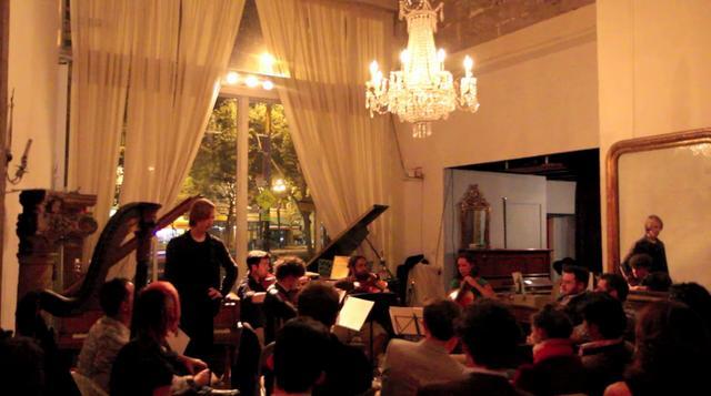 Karl Cronin @ Salle's Piano (SF)