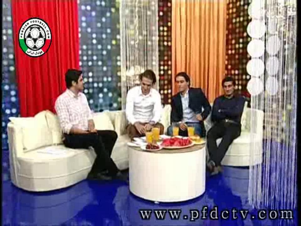 Interview with Mahdavikia, Nouri, Aliasgari and Royanian | 6/16/2012
