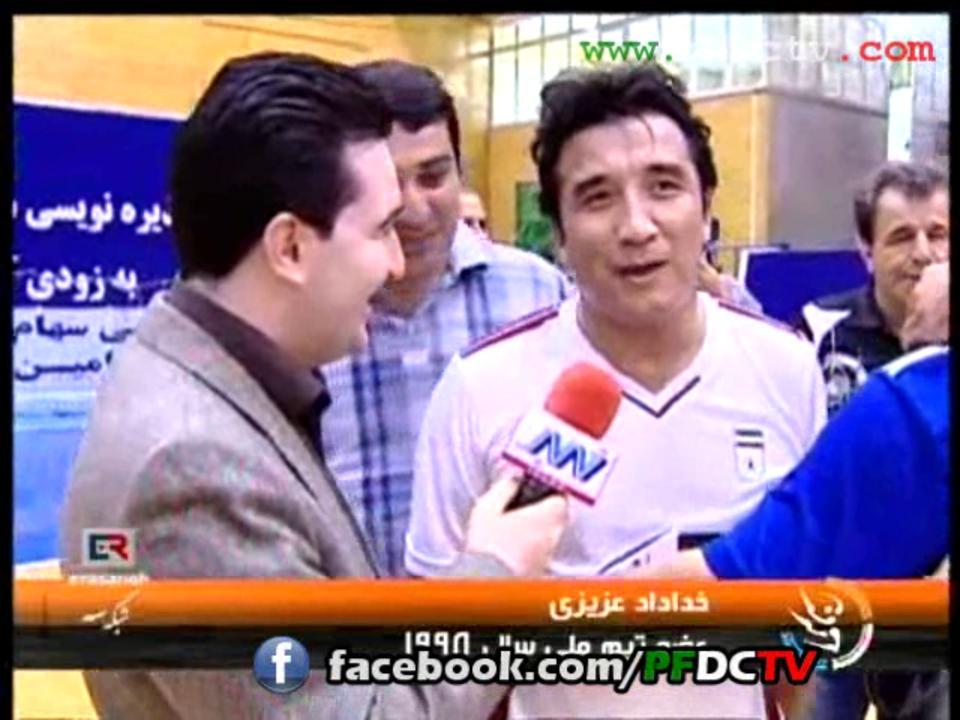 Team Melli 98 – Esteghlal Veterans | Futsal