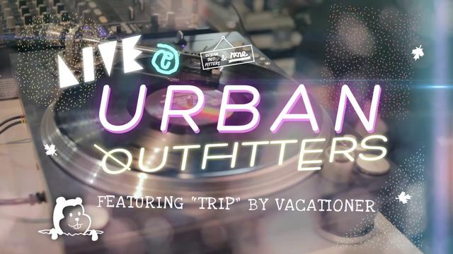Urban Outfitters x NXNE: Live @ UO (featuring Bowly, DJ Fusion/FuseBox Radio, Kenny V (Vacationer) & Beta Frontiers)