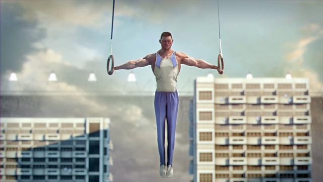 【2012 倫敦奧運 - 動畫形象廣告】【Joe】