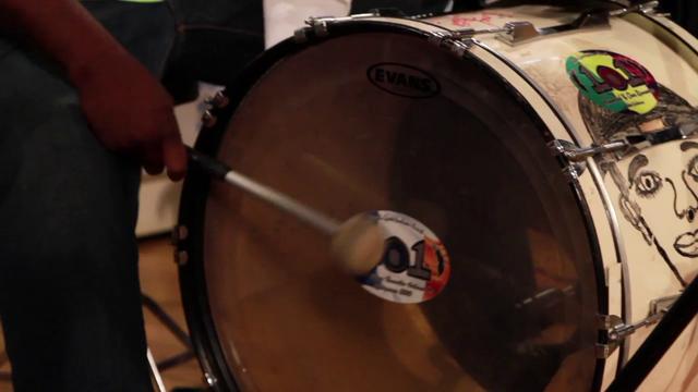 101 Drummers - Lil Liza Jane