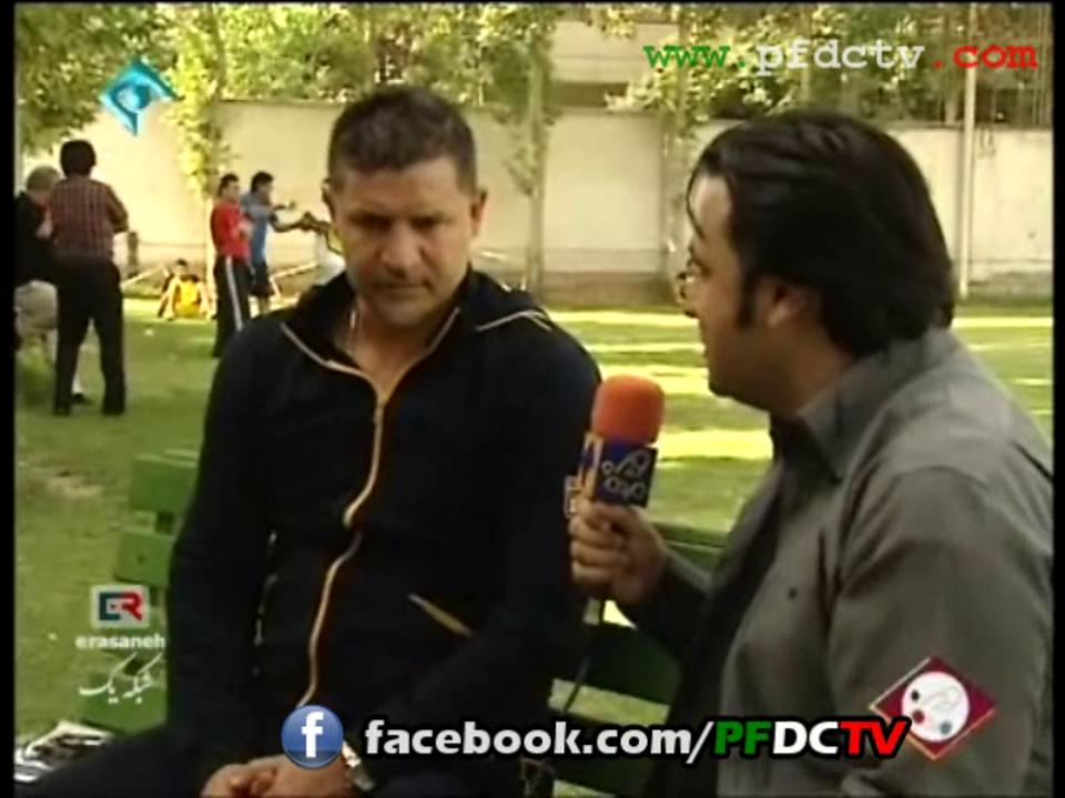 Ali Daei and Rah Ahan | Pre-Season 12/13