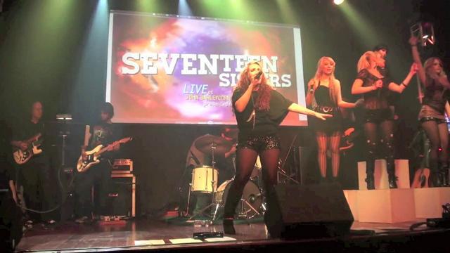 Seventeen Sisters  Live- Promo