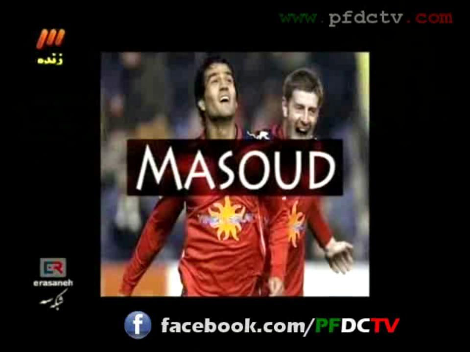 Spanish TV | Tribute to – Masoud Shojaei