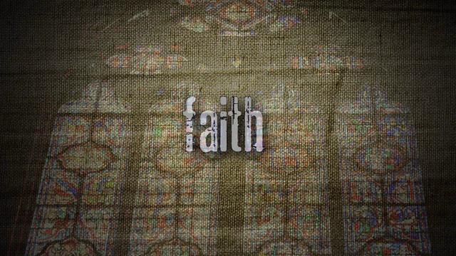 The Blood & The Rose - Faith
