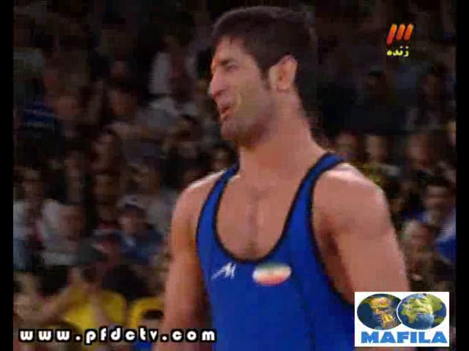 Saeid Abdevali – Summer Olympics 2012 | Shameful referee mistakes