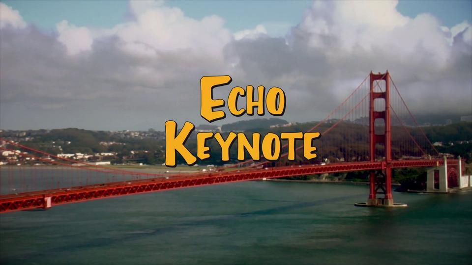 Echo Intro Videos — Johnny & Chachi