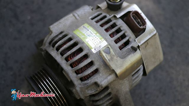 How Much Does It Cost To Replace An Alternator >> Alternator Repair Service Cost Yourmechanic Repair