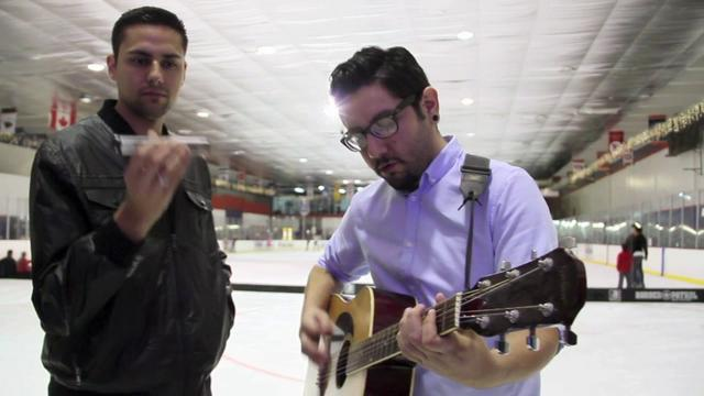 Real to Me (Live and Acoustic at Arcadia Ice Rink)