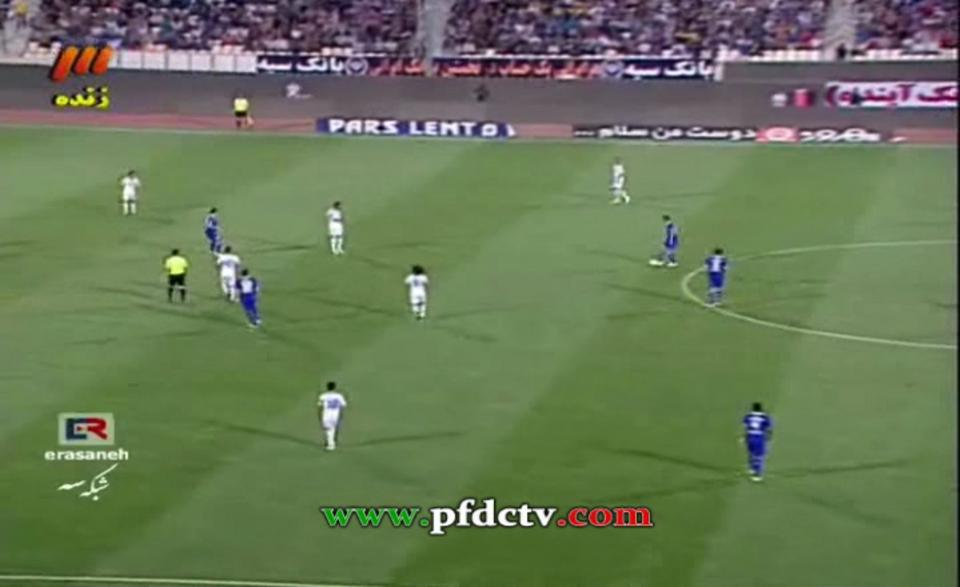 Esteghlal Tehran Vs. Malavan Anzali | HIGHLIGHTS – IPL 12/13 – Week 5