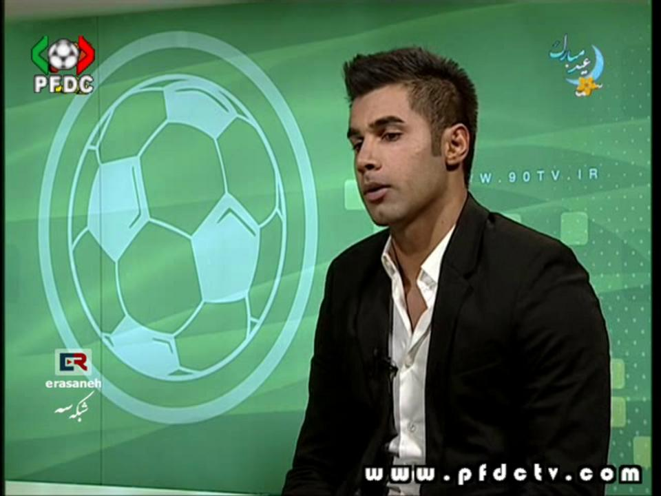 Mohsen Forouzan – Interview on Navad | 8/20/12