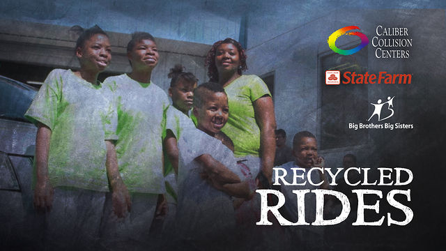 State Farm Recycled Rides Event Video