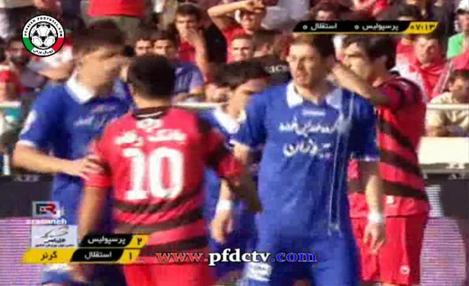 • Tehran Derby #75 • | Persepolis VS. Esteghlal | » EXTENDED HIGHLIGHTS