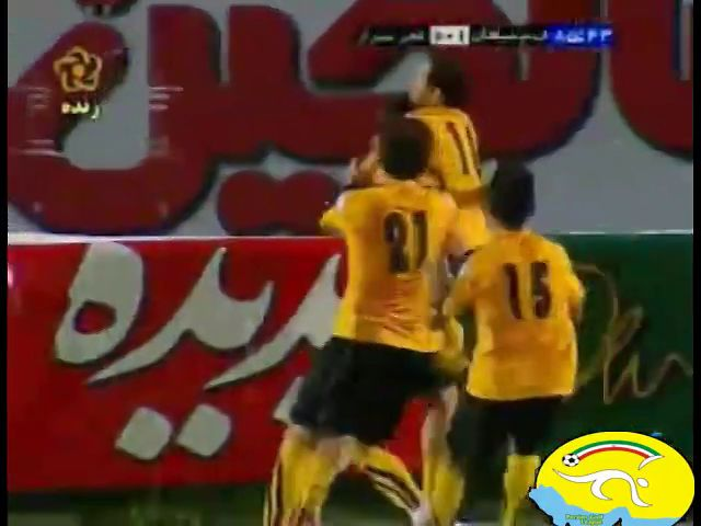 Sepahan Isfahan – Fajr Sepasi | HIGHLIGHTS – IPL 12/13 – Week 7