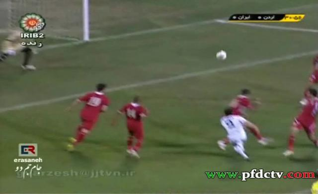Jordan – Iran | Friendly 2012 | ALL HIGHLIGHTS