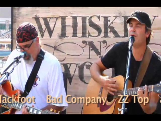 Whiskey 'n' Wood Promo 2012