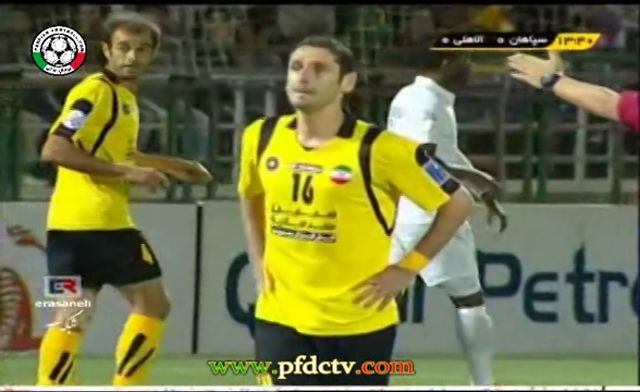 Sepahan Isfahan Vs. Al Ahli (KSA) | ACL 2012 | 1st Leg, Quarter-Final | • FULL HIGHLIGHTS