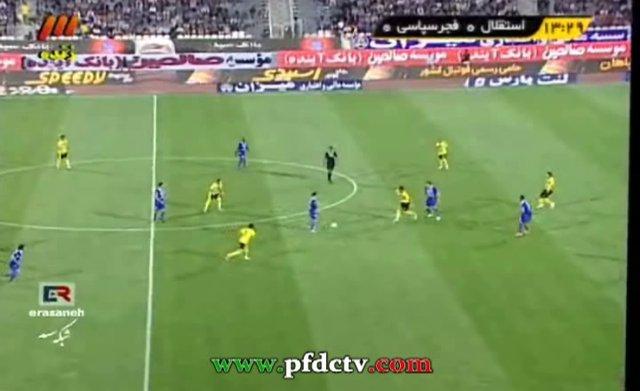 Esteghlal Tehran – Fajr Sepasi | HIGHLIGHTS – IPL 12/13 – Week 9