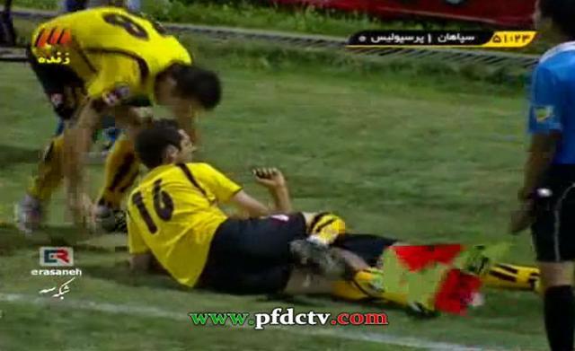 Sepahan Isfahan – Persepolis Tehran | HIGHLIGHTS – IPL 12/13 – Week 9