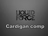 Liquid Force Cardigan Comp Wakeboard Vest 2013