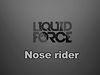 Liquid Force Nose Rider Wakesurf Board 2013