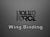 Liquid Force Wing Wakeboard Bindings - Women's 2013