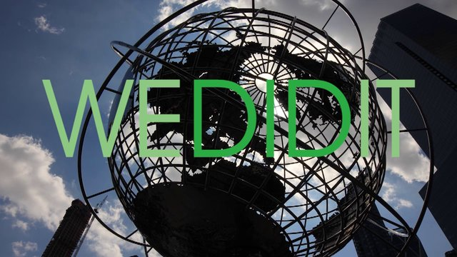 WeDidIt - Manifesto