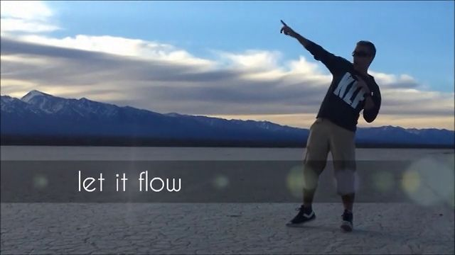 let it flow | vivi pedraglio feat lewait! | Official Video