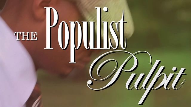 Devine Carama - The Populist Pulpit, Music Video