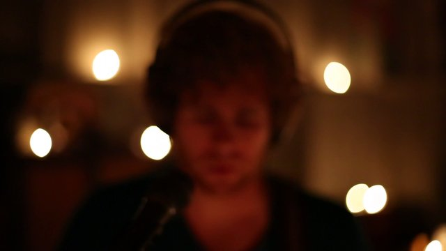 Nude (Live at Erickson Sound Labs)