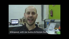 Wikispeed, with Joes Justice & Román Nuez