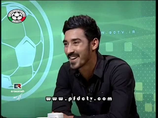 Reza Ghoochannejhad — Interview on Navad | 10/8/2012
