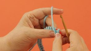 Right-Handed: Purl Stitch