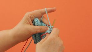 Right-Handed: Stockinette Stitch