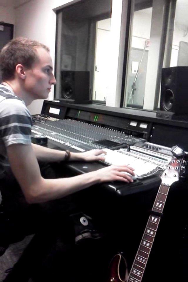 Scratch Track Recording