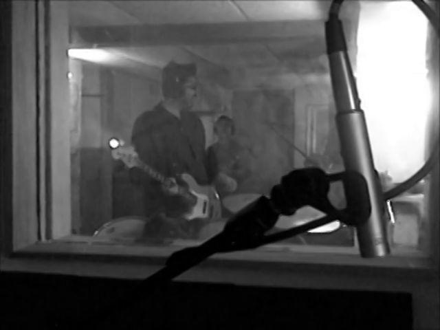 In the Recording Studio