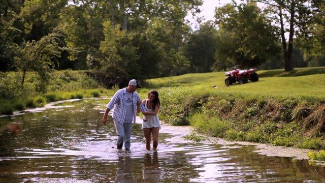 Corey Kenton - She's My Country, Music Video