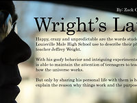 Wright's Law [sent 4 times]
