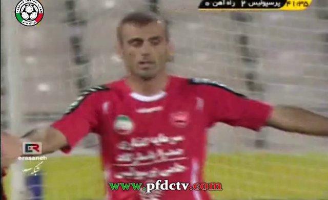 Perspolis Tehran Vs. Rah Ahan | FULL HIGHLIGHTS — IPL 12/13 — Week 12