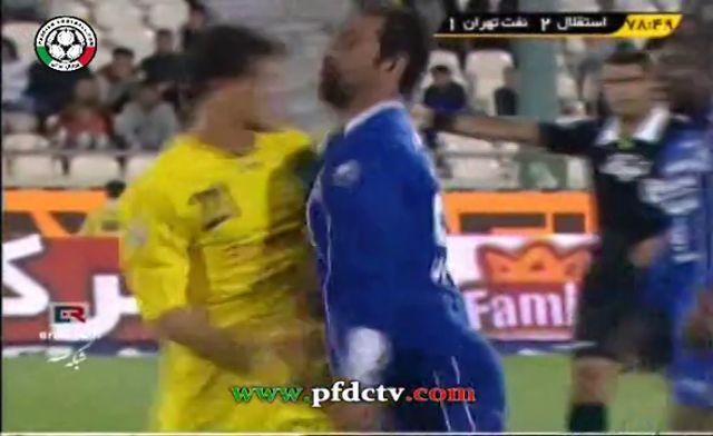 Esteghlal Tehran Vs. Naft Tehran | FULL HIGHLIGHTS — IPL 12/13 — Week 13