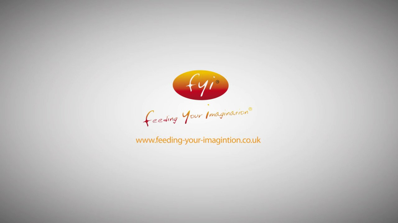 Feeding Your Imagination Promo