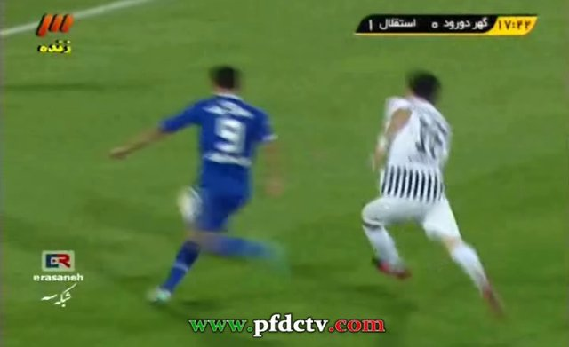 Gahar Zagros Vs. Esteghlal Tehran | FULL HIGHLIGHTS — IPL 12/13 — Week 14