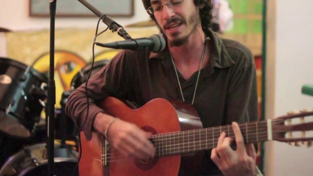 Solman - This wasn't meant for me live @Veni Mange (acoustic)